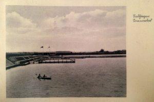 1932: Stadthäger Sommerbad an der Enzer Straße