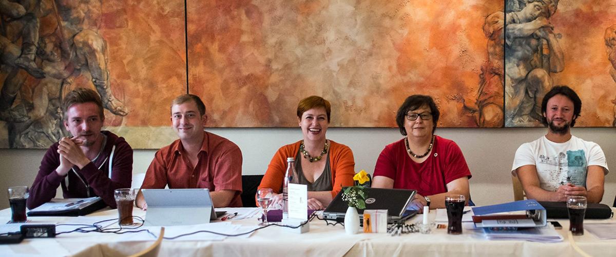 15. Juni 2016: Gründungsversammlung des Fördervereins Stadthagen geht baden e.V.