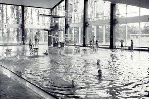 Abb. 07: 1972: Hallenbad Stadthagen
